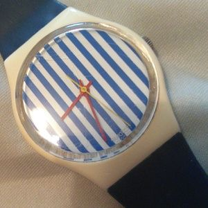 Swatch watch 87 Newport Two GW108